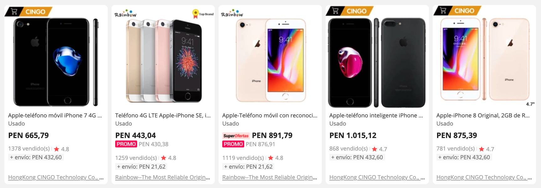 iphone aliexpress